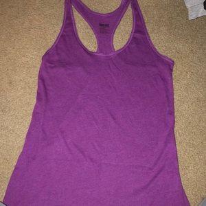 Small Dry Fit Nike Purple Tank Top